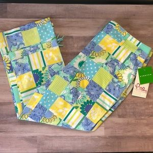 Lilly Pulitzer Sunflower Patch Capris